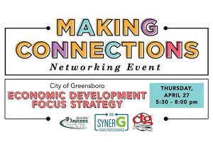 Making Connections Networking Event